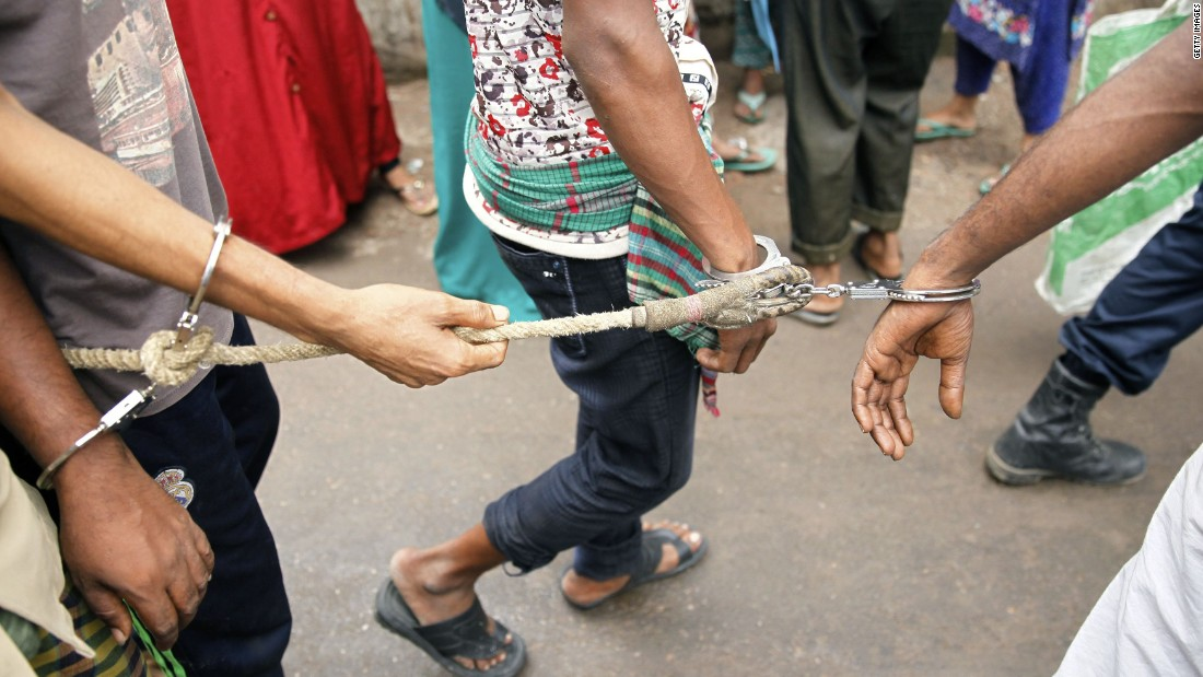 """Prime Minister Sheikh Hasina vowed to catch """"each and every killer."""""""