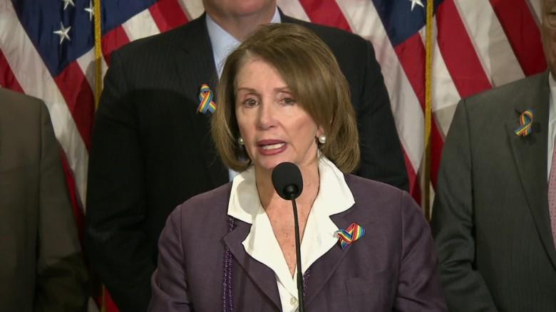 House Democrats pushing for 'no fly, no buy' gun bill