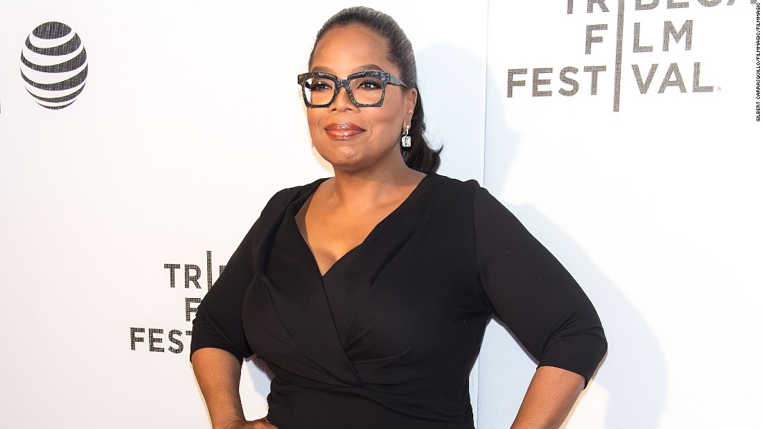 """Media mogul Oprah Winfrey made her choice clear in June. """"I'm with her,"""" Winfrey said,<a href=""""http://www.cnn.com/2016/06/16/politics/oprah-clinton-endorsement/"""" target=""""_blank""""> going public with her support of Hillary Clinton. </a>"""