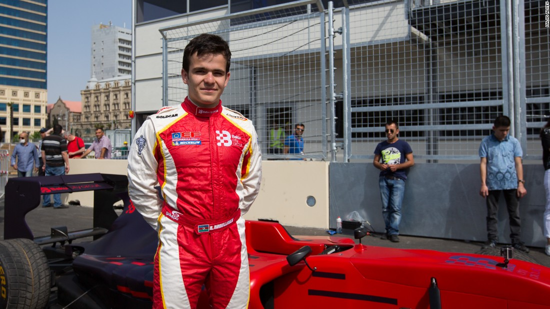 """Motorsport isn't developed yet in Azerbaijan,"" Abdullayev says. ""Everyone hopes the race will change that. I'm trying to be the first driver from Azerbaijan to make it into F1."" The 19-year-old is racing in the <a href=""http://www.euroformulaopen.net"" target=""_blank"">Euro Formula Open</a> single seater series in 2016."