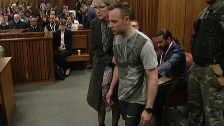 Most dramatic moments of Pistorius' sentencing