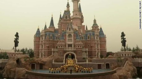 Shanghai Disneyland officially opens