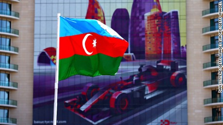 The Circuit: Baku Grand Prix