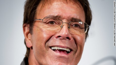 "Cliff Richard says he's ""thrilled that the vile accusations and the resulting investigation"" have come to an end."