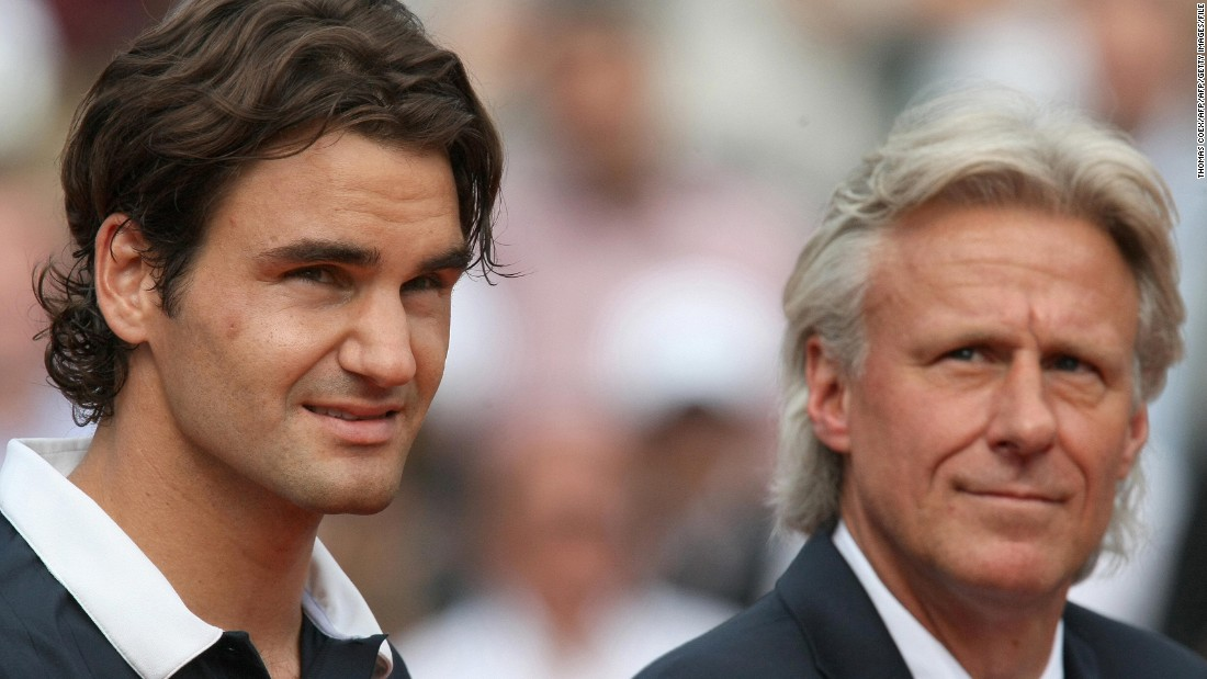 "Borg is a big fan of Roger Federer, tipping him as one of the favorites to win Wimbledon 2016. ""What Federer did for tennis, it's unbelievable. Up to this point, he's the greatest player that ever played the game."""