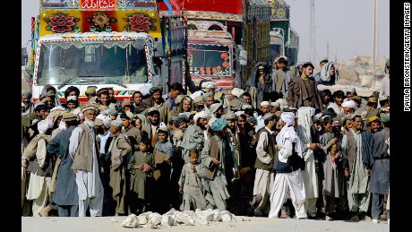 15 years on, we must not let Afghanistan slide backwards