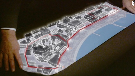 Baku City Circuit: Designing F1's fastest street track