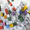 Pietro Ruffo The Colours of Cultural Map