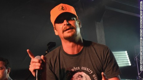 Kid Rock for Senate? Singer Teases a Bid for Office