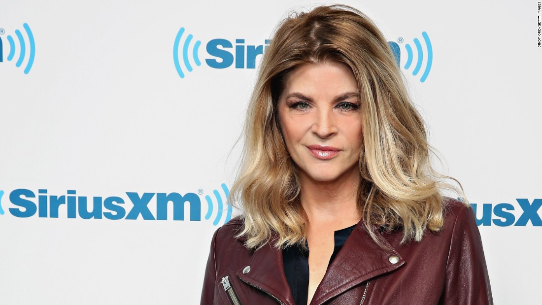 "In April, <a href=""https://twitter.com/kirstiealley/status/718576790076329984"" target=""_blank"">actress Kirstie Alley tweeted</a> ""HELLO BOYS! this is my formal endorsement of @realDonaldTrump & I'm a woman!"""