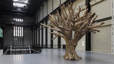 Tree, 2010, Ai Weiwei