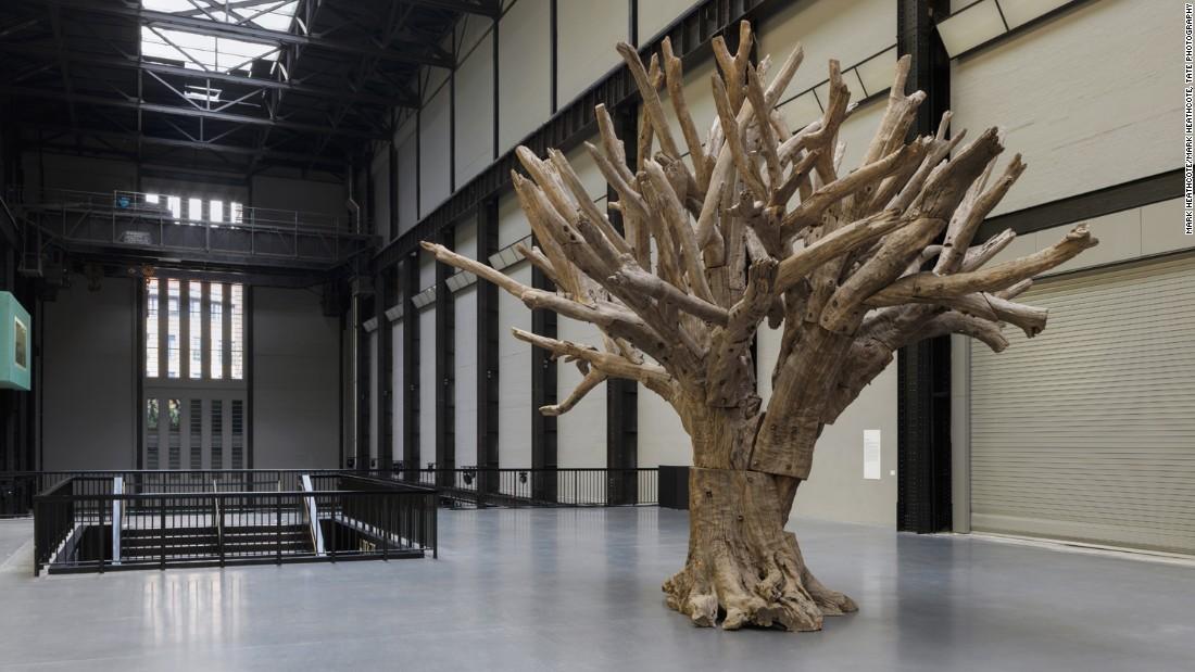 Tree, 2010 by Ai Weiwei