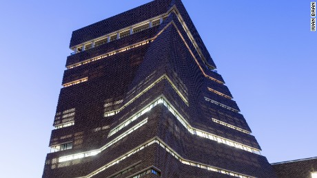 The new Tate Modern: a giant pyramid devoted to progressive art work