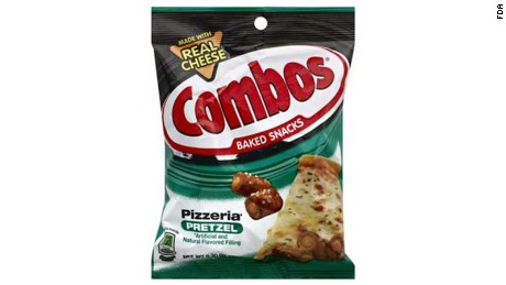 Combos products are the subject of a voluntary recall.
