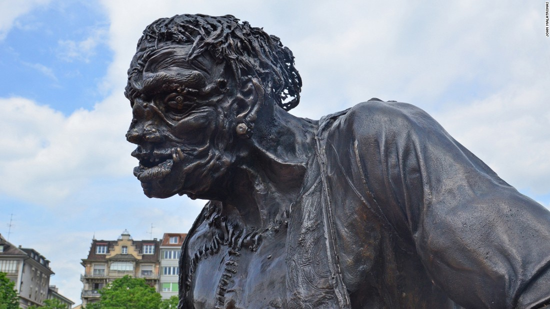 Frankenstein is an increasingly popular tourist attraction in the Swiss city of Geneva, where a statue of Mary Shelley's monster stands tall at Plainpalais -- the site where the character committed his first murder.