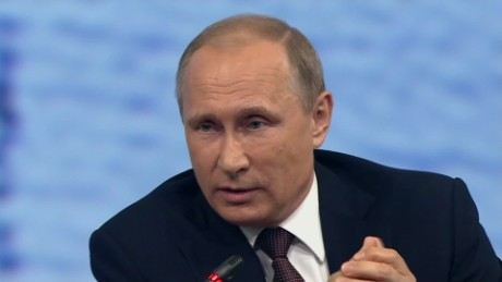 On GPS: Putin on Hillary Clinton