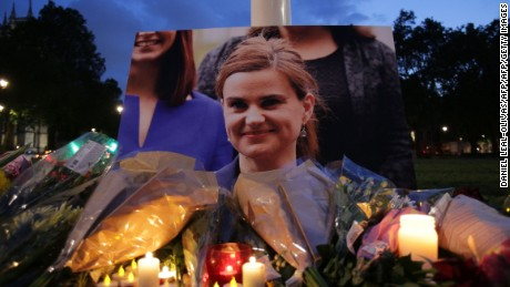 British lawmakers return to Parliament to pay tribute to slain colleague Jo Cox