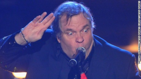"FRIEDRICHSHAFEN, GERMANY - DECEMBER 03:  Meat Loaf performs during the 199th ""Wetten dass...?"" show at the Rothaus Hall on December 3, 2011 in Friedrichshafen, Germany. After 24 years host Thomas Gottschalk terminates today his career as ""Wetten dass...?"" moderator.  (Photo by Sascha Baumann/Getty Images)"