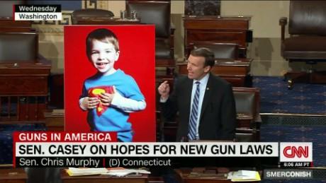 Sen. Casey on becoming gun control advocate_00010420