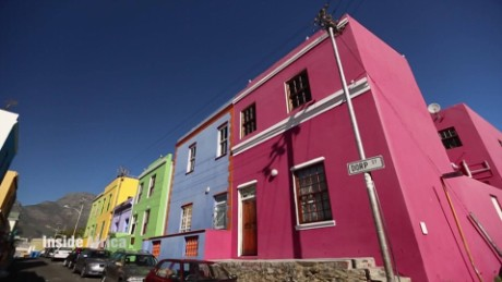 Bo-Kaap: Cape Town's colorful neighborhood
