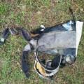 03 MH370 debris mozambique gibson