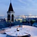 rooftop restaurants 360 istanbul