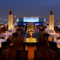rooftop restaurants Sirocco