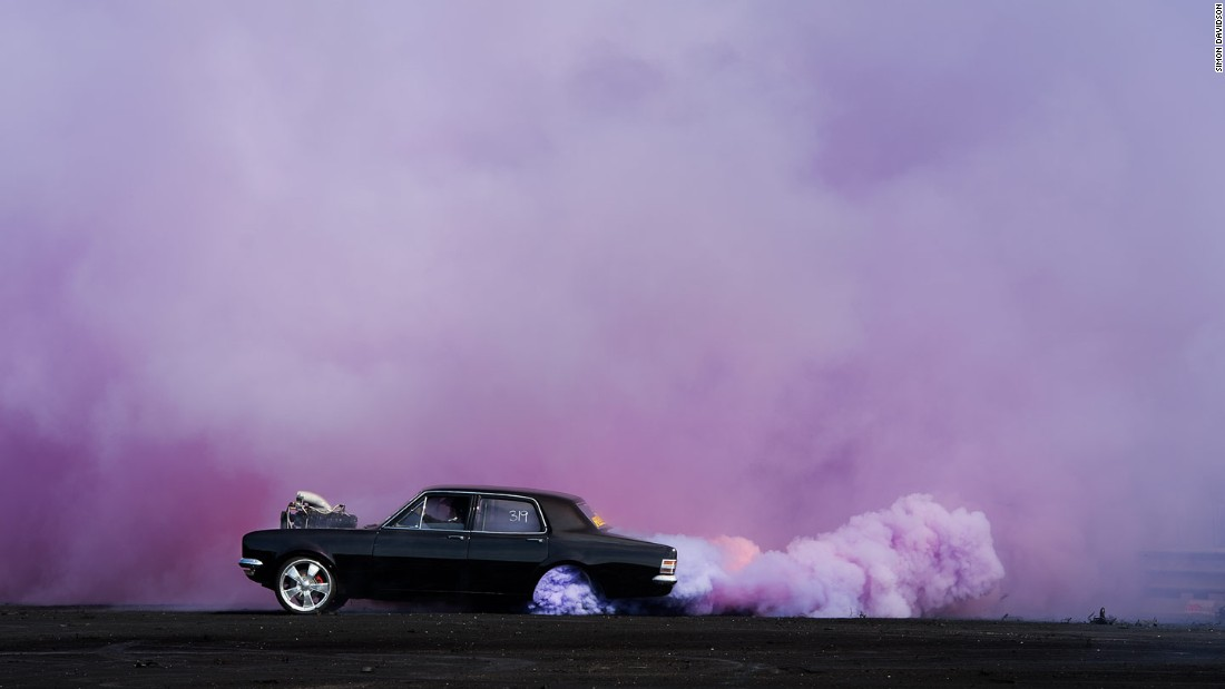 Photographer Simon Davidson has built a career out of photographing Australia's unique custom car culture.