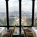 rooftop restaurants Le Jules Verne (c)Matt Aletti (1)