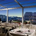 rooftop restaurants aroma rome