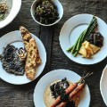 vegan destinations PORTLAND Harvest at the Bindery