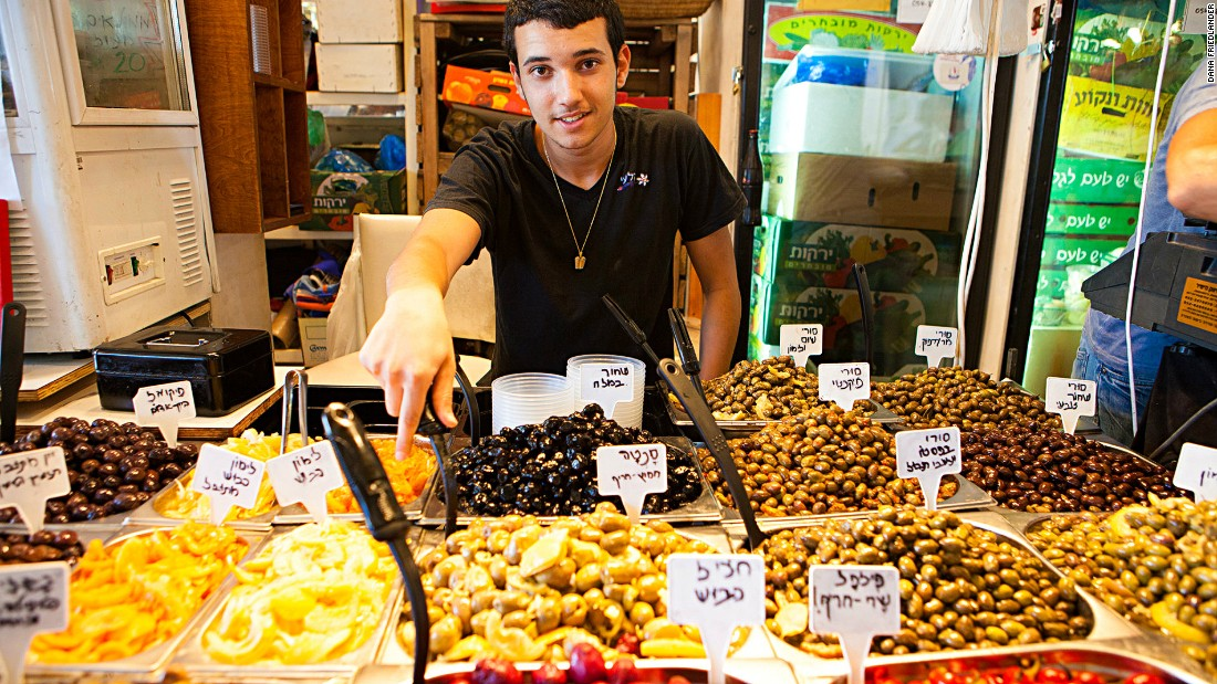 Vegans will never go hungry in Tel Aviv, with its healthy and animal-cruelty-free Mediterranean diet. The city hosts the world's largest vegan festival, Vegan-Fest Tel Aviv.