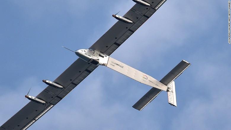 On board Solar Impulse 2