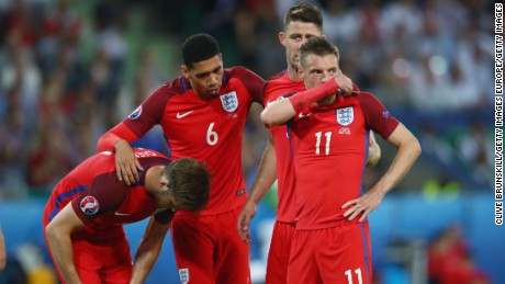 England was frustrated all night long as Slovakia claimed a goalless draw.