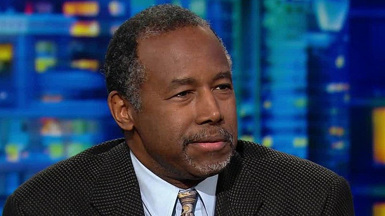 Ben Carson: Trump should focus on the issues