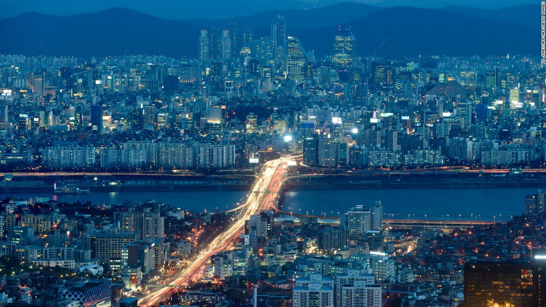 With a population now pushing 25 million people, the metropolitan area of Seoul has grown to become one of the largest in the world.