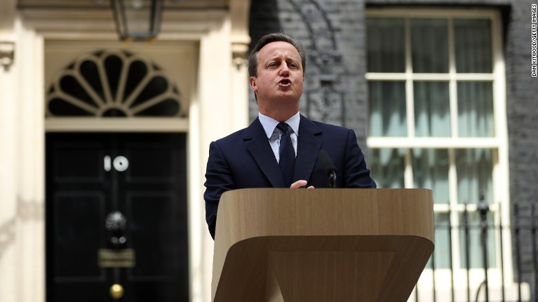 Cameron: Leaving the EU would shrink our economy