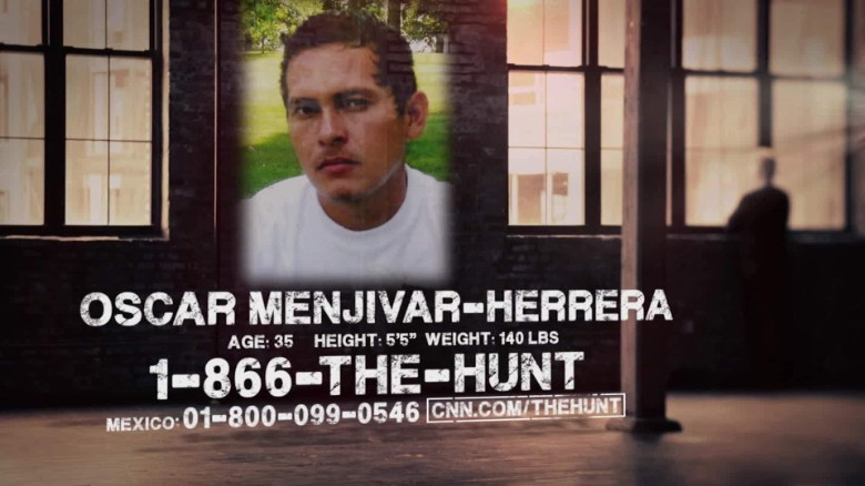 The Hunt with John Walsh Oscar Menjivar-Herrera_00005911