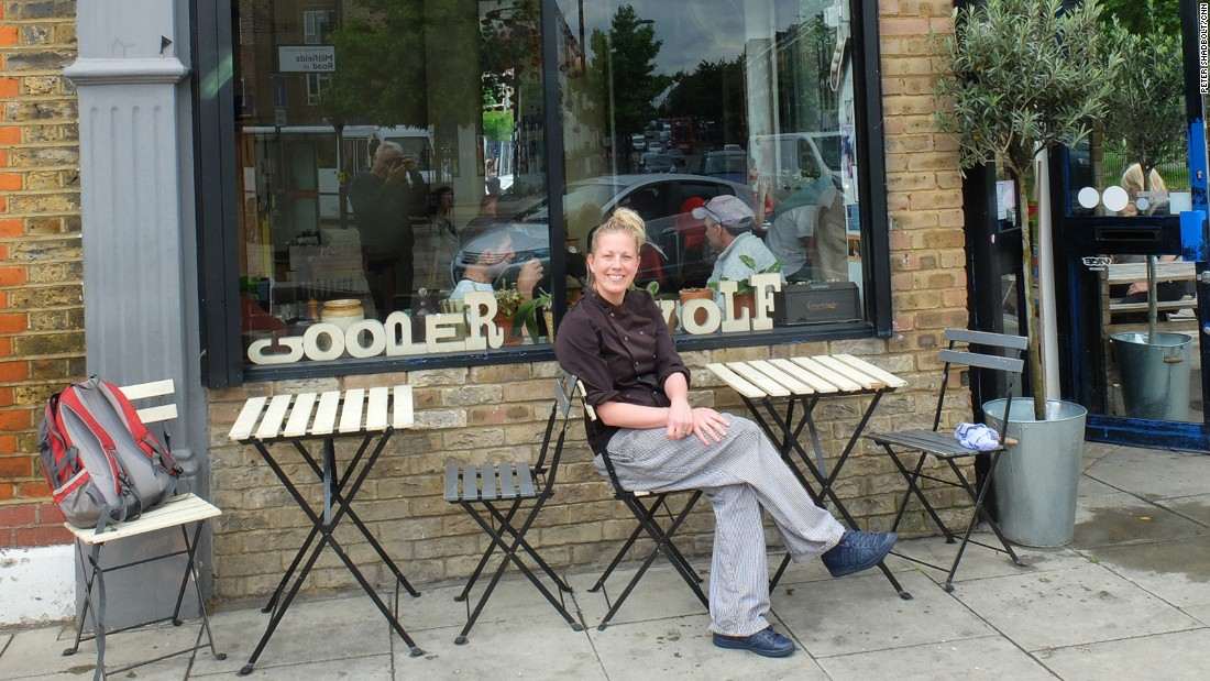 "<a href=""http://cooperandwolf.co.uk/"" target=""_blank"">Cooper & Wolf</a> is a family-run cafe and restaurant specializing in home-cooked Swedish food on Chatsworth Road, a popular street in achingly hip east London."