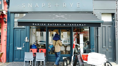Snaps & Rye: Calm and cozy.