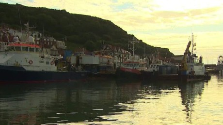 Brexit debate divides English coastal communities