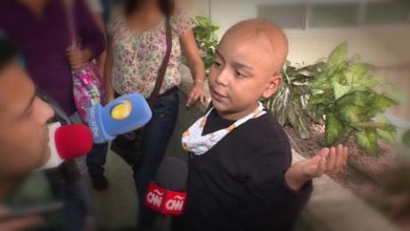 cnnee rafael romo crisis salud venezuela intvw jesus alejandro perez hidrocefalia escasez medicina_00004919