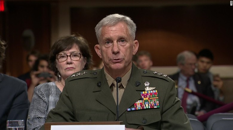 U.S. general: No strategy against ISIS in Libya