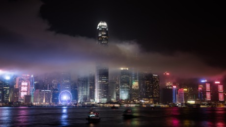 Hong Kong and China: One country, two systems
