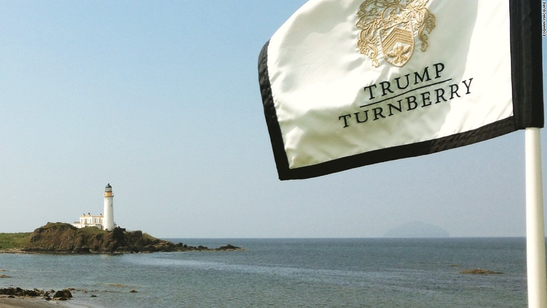 Donald Trump has set aside £200 million ($287 million) to restore and upgrade Turnberry's golf facilities, hotel and spa.