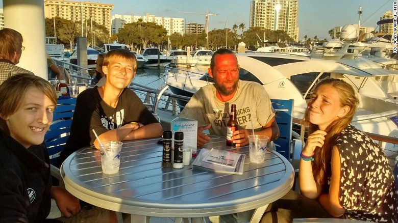 Debris found in search for missing Florida boaters
