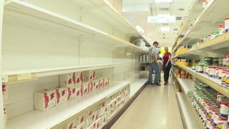 cnnee rafael romo broll venezuela escasez supermercados vacios_00003928
