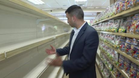 cnnee rafael romo lkl escasez venezuela supermercados vacios_00001316