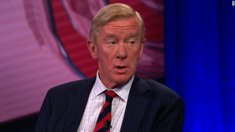 Weld not afraid of possibly tipping NH to Trump