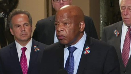 Rep. John Lewis: We're not giving up the fight